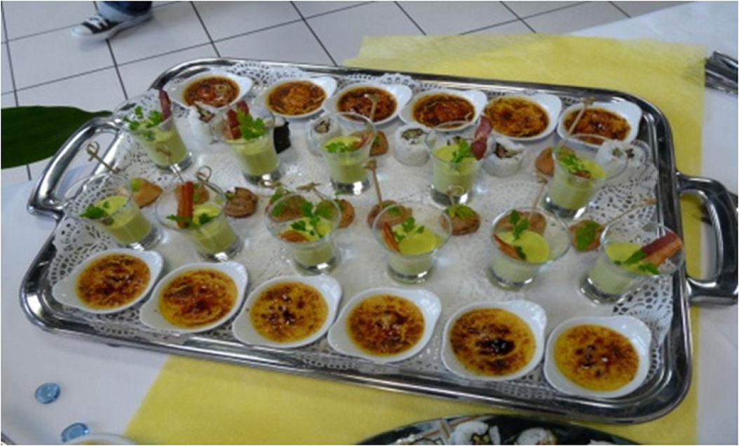 H tellerie restauration fiches techniques for Entree avec du foie gras froid