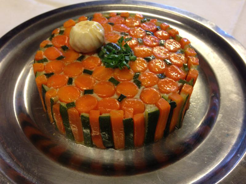 H tellerie restauration fiches techniques la for Decoration de plat avec des legumes